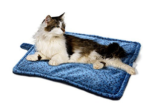 Thermal Blue Cat Mat