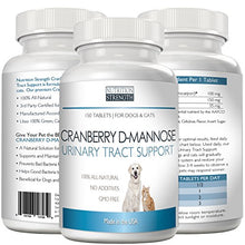 Cranberry D-Mannose Antioxidant by Nutrition Strength, Urinary Track Support