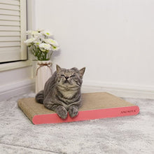 Durable Eco-Friendly Cardboard Cat Scratcher