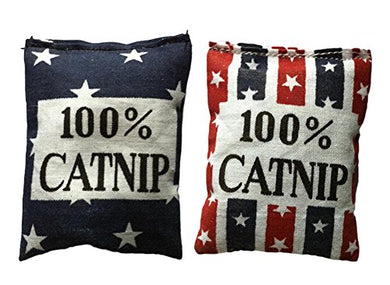 Mini Cushion Catnip Kicker Pillow Toys