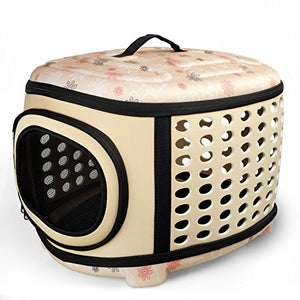 Fashion Airline Approved Folding Pet Carrier