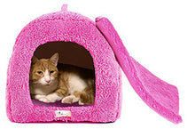 Pink Arch Cat Igloo House