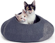 Handcrafted Chemical-Free Cat Cave Bed