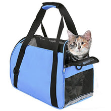 Soft Sided Pet Carrier for Dogs Cats Puppies