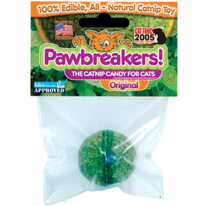 Pawbreakers Catnip Natural Treats, Original