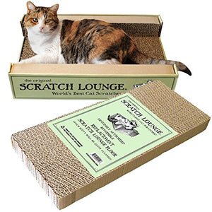 Scratch Lounge - Reversible with Floor Refill
