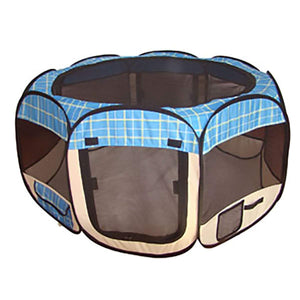 Cat Playpen Exercise Tent