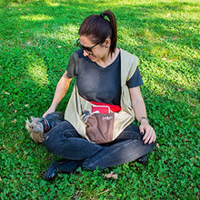 Hands-Free Sling Carrier for Cats