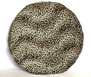 Leopard Design Custom Pillow for Pets