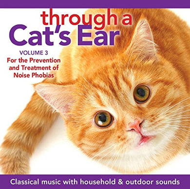Through a Cats Ear, Classical Music for Cats
