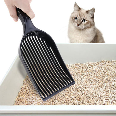 Cat Litter Scoop, Hoop Design for Hanging