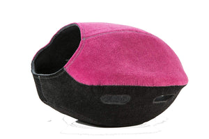Bowl-Shaped Cat Cave Bed
