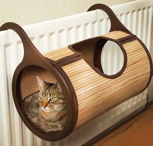 Bamboo and Eco-Fibre Radiator Bed