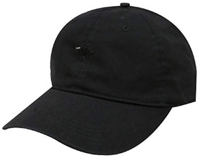 Black City Hunter Black Cat Baseball Cap