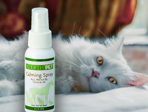 Calming Spray for Pets by Enlighta Pet