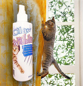 Claw Withdraw Cat Anti Scratch Spray Deterrent