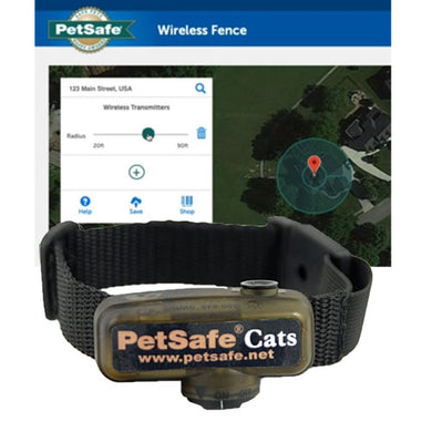 PetSafe Waterproof Premium In-Ground Cat Fence Receiver Collar