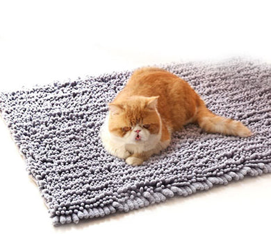 Cat Litter Box Mat, Strong Water Absorptian  Edit alt text