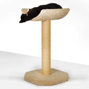 Molly and Friends Handmade Cat Scratching Post