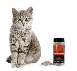 Cat Litter Odor Deodorizer by Nature's Pure Edge