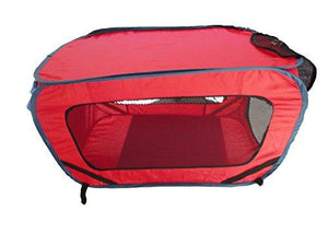 Pop up and Foldable Cat Kennel Carrier