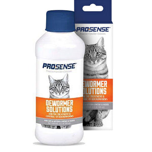 Pro-Sense Dewormer Solutions for the Treatment