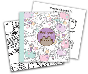Pusheen Coloring Book, Touchstone