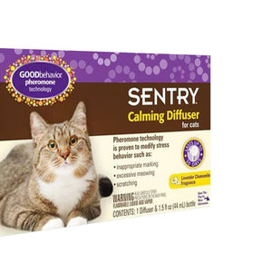 Sentry Calming Diffuser for Cats  Edit alt text
