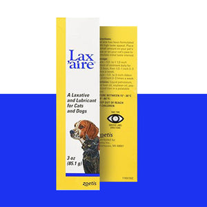 Zoetis Lax'aire - A Laxative and Lubricant for Pets  Edit alt text