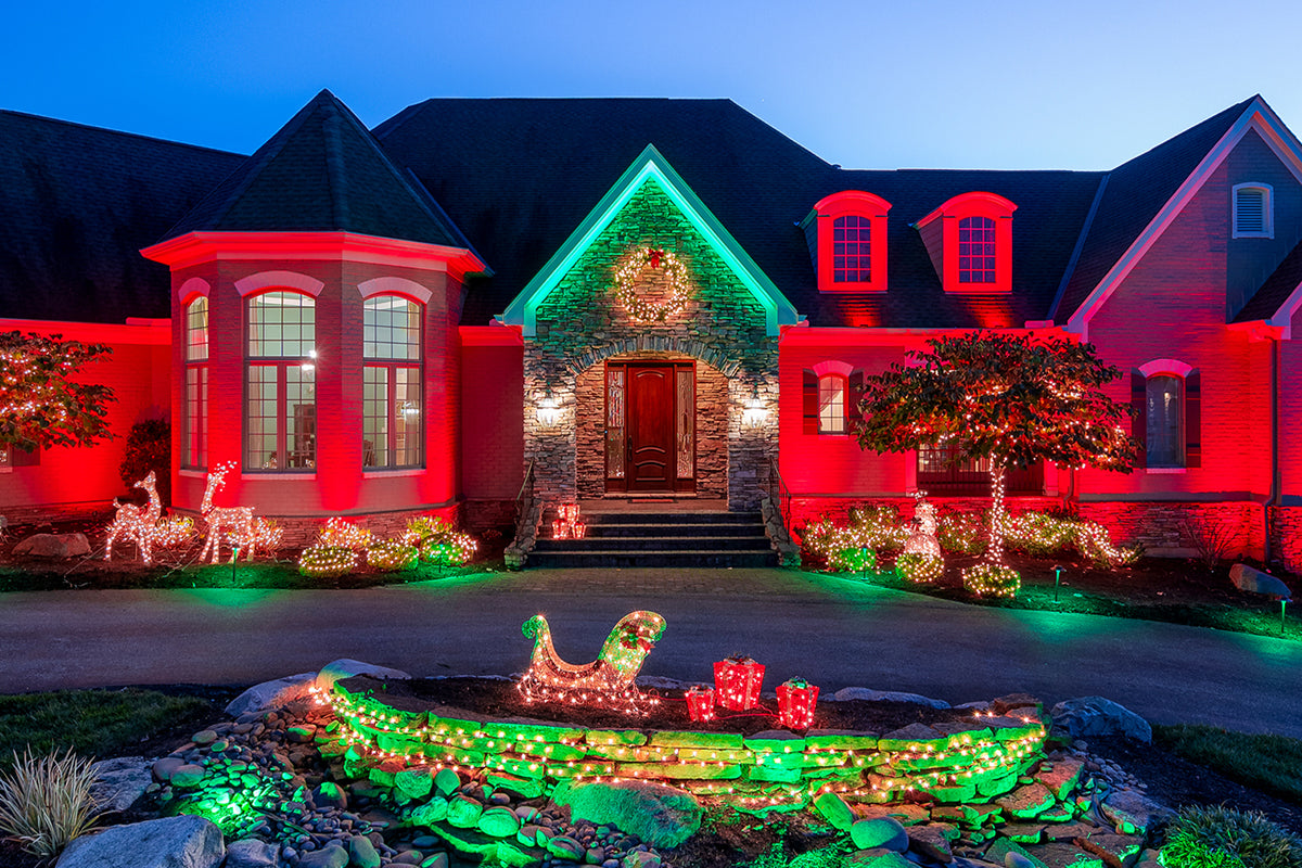 Color Changing Led Landscape Lighting Rgb Landscape Lights