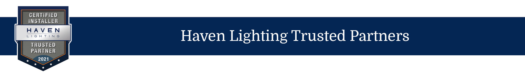 Find a Haven Lighting Trusted Partner in Phoenix