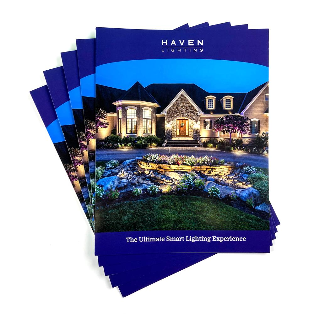 Haven Lighting 2021 Brochure (100 Qty) Literature Haven Lighting
