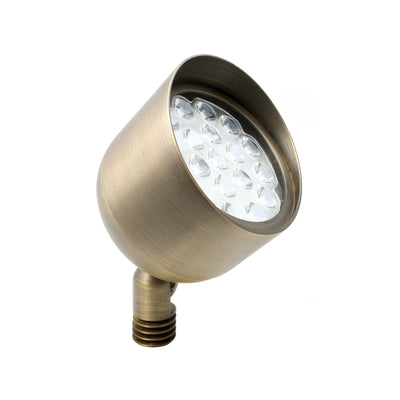 Full Color 18W WiFi Brass LED Up Light