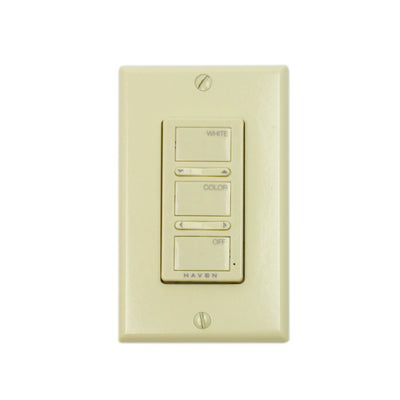 Full Color Wireless Wall Switch