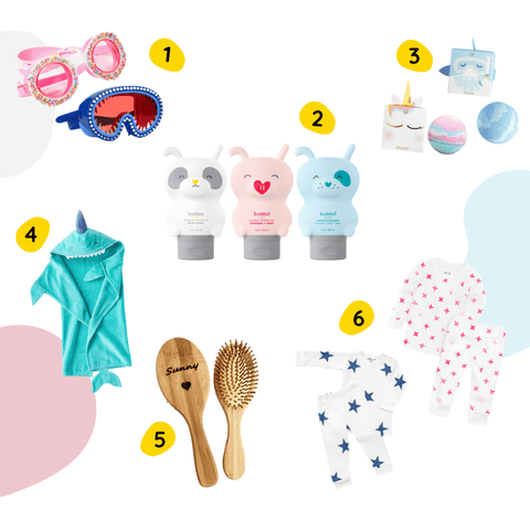 Bubbsi Bathtime Must-Haves