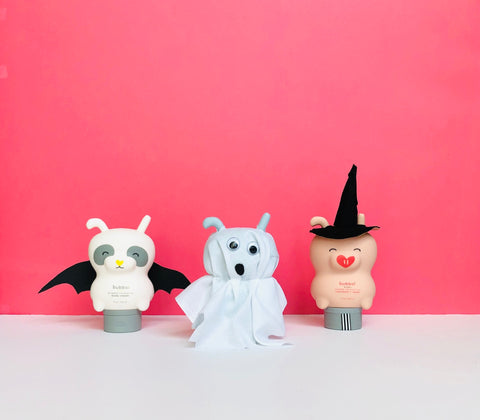 Halloween Covid Crafts at Home