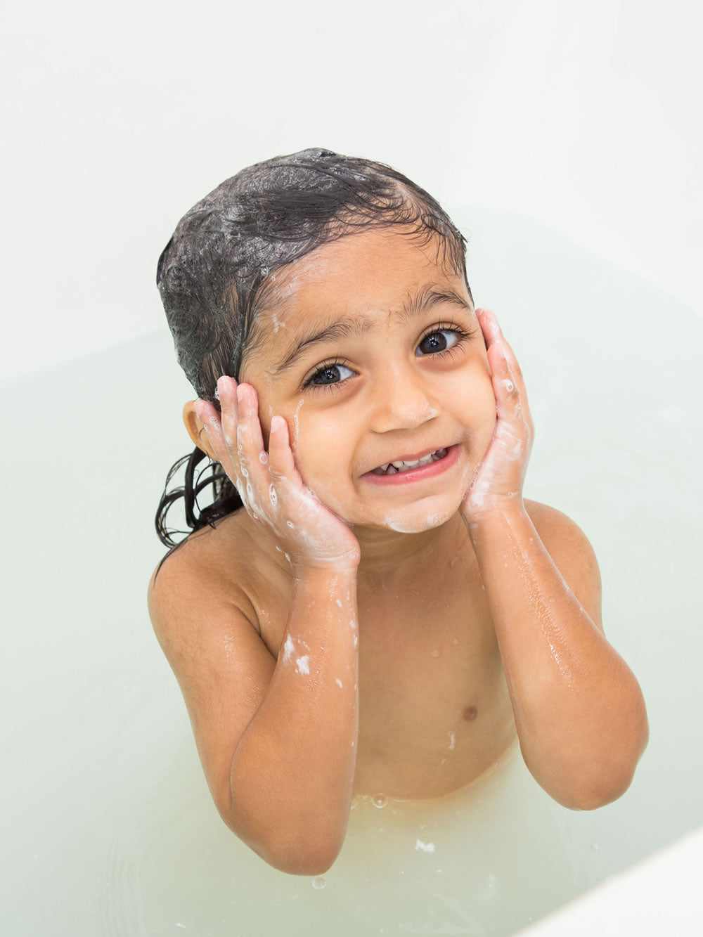 baby shampoo for dry skin