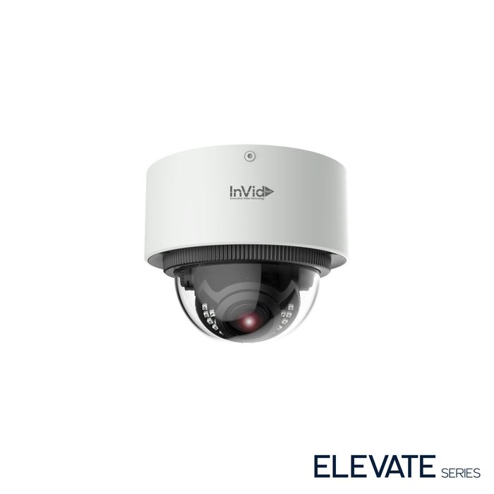 ELEV-C2DRIRA2812D: 2 Megapixel Dome, 2.8-12mm A/F Motorized