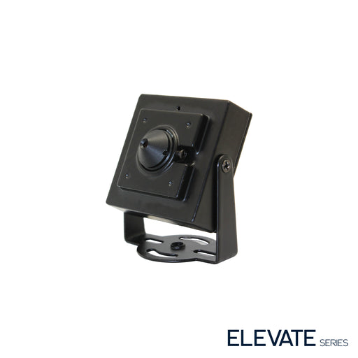 ELEV-P4MIBP: 4 Megapixel Metal Case Camera