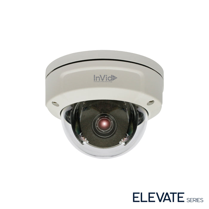 ELEV-P5DRIRLC: 5 Megapixel IP Plug & Play, Outdoor Dome