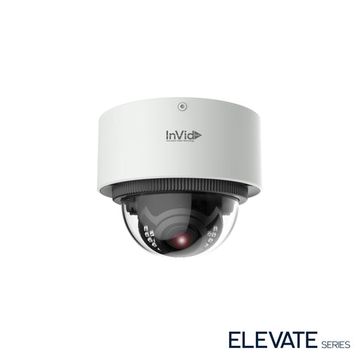 ELEV-P8DRXIRA3611: 8 Megapixel Dome, 3.6-11mm A/F Motorized