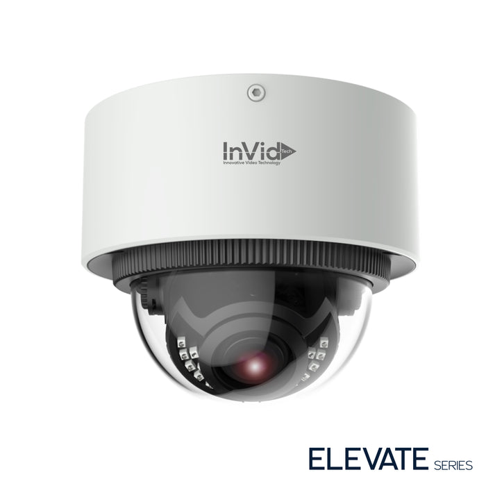 ELEVI-P5DRXIRAF2812: 5 Megapixel Dome, 2.8-12mm A/F Motorized
