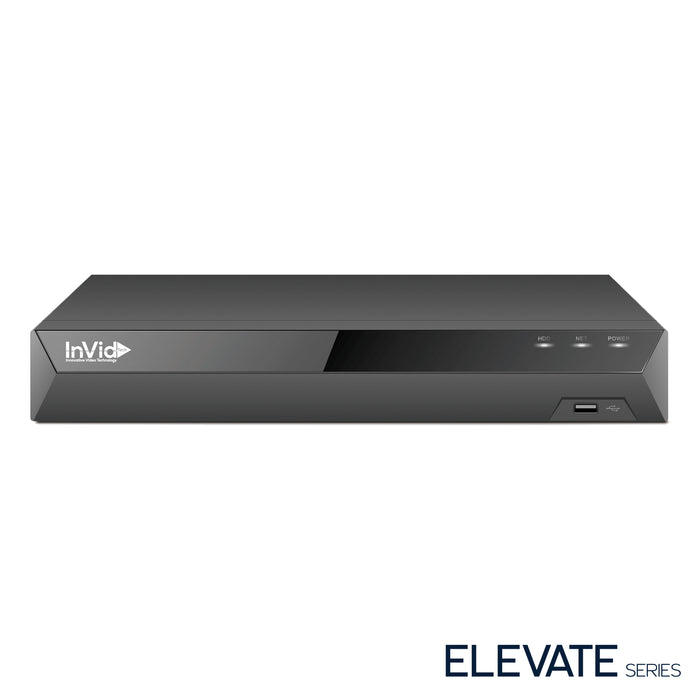 EN1A-16X16: 16 Channel NVR with 16 Plug & Play Ports