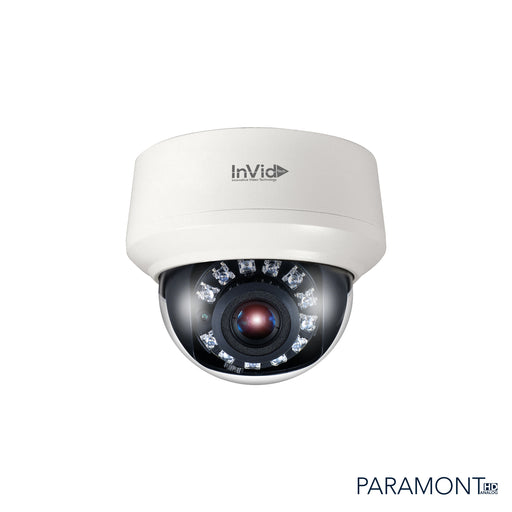 PAR-ALLDIRS2812D: 2 Megapixel Indoor Dome, Dual Voltage, 2.8-12mm