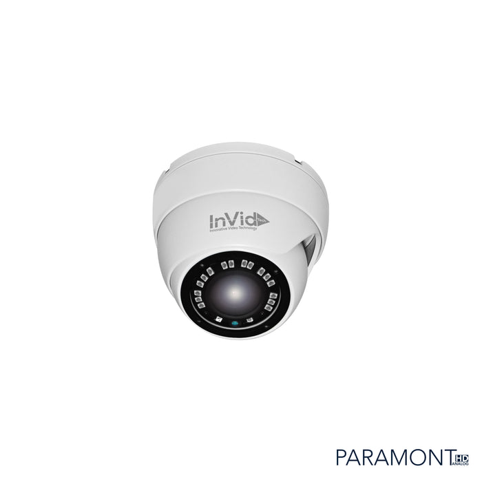 PAR-ALLTIRA2808: 2 Megapixel Outdoor Turret, 12VDC, 2.8-8mm A/F Motorized