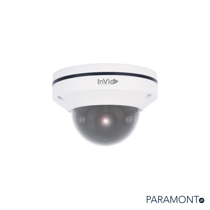 PAR-P2DRPTZXIR2808: 2 Megapixel Mini PTZ Dome, 2.8-8mm A/F Motorized
