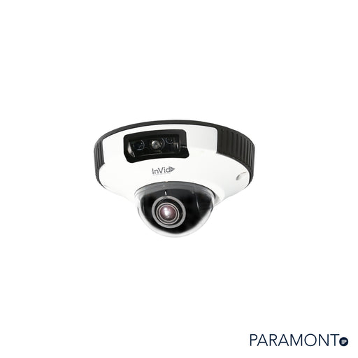 PAR-P4LIR: 4 Megapixel Low Profile Camera, Fixed Lens
