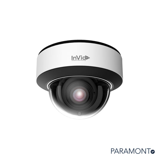 PAR-P8DRIRA2812-LC: 8 Megapixel Dome, 2.8-12mm A/F Motorized