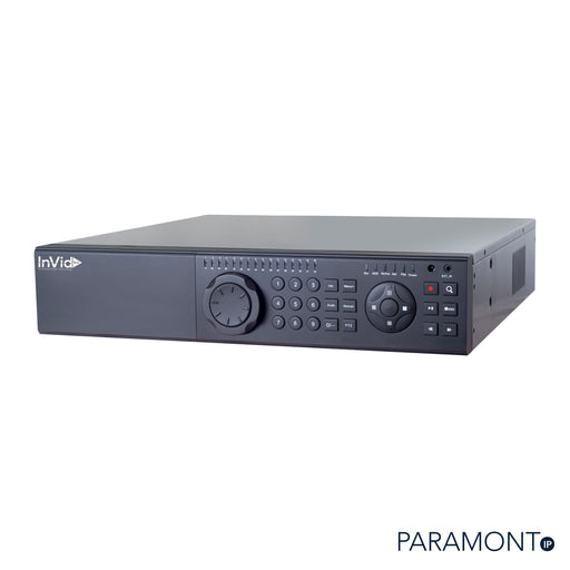 PN1A-32X16: 32 Channel NVR with 16 Plug & Play Ports