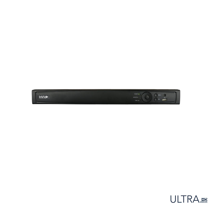 UD1A-4: 4 Channel Recorder